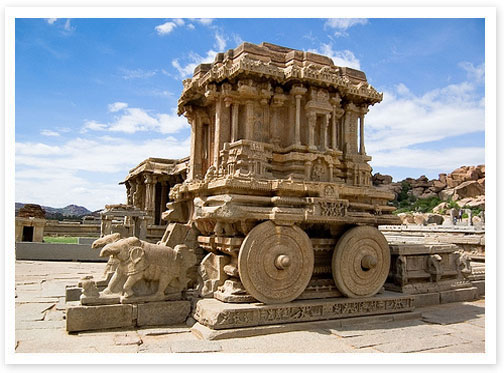 Hampi - World Heritage sites