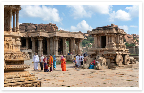 Mahabalipuram - UNESCO World Heritage Site